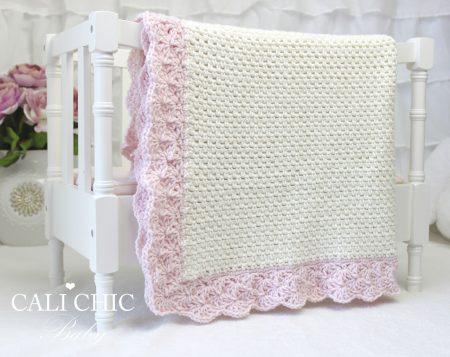 Crochet & Knitting Baby Blanket Patterns | Cali Chic Baby