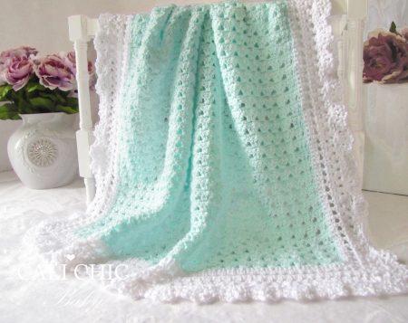 0a4fc153dff5 Crochet Baby Blanket   Knitting Baby Blanket Patterns
