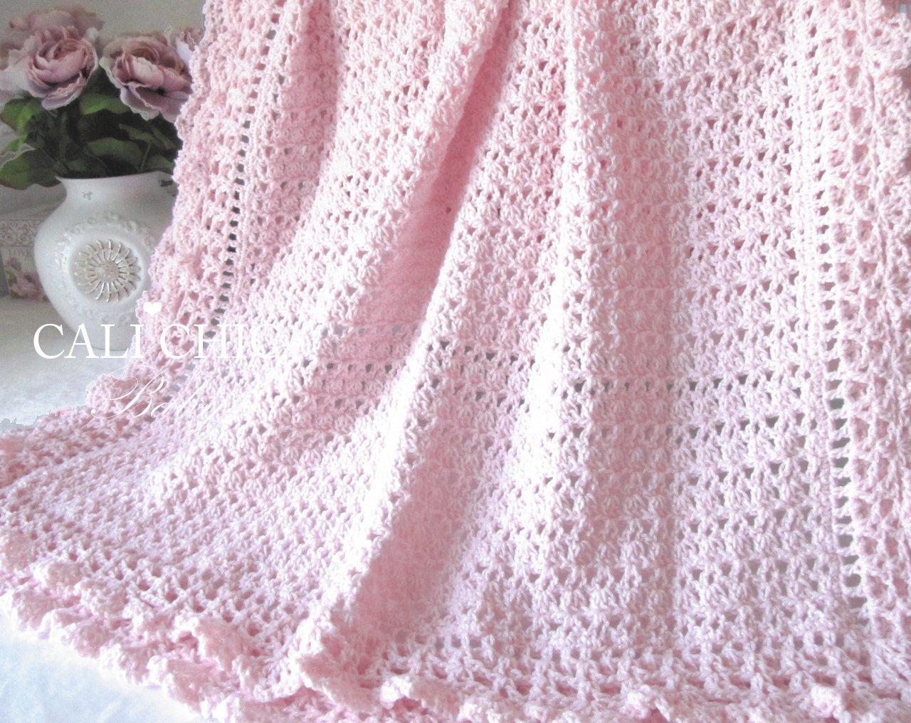 Victoriancrochetbaby Blanketpattern 89 Cali Chic Baby