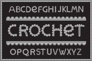 US vs UK Crochet Terms
