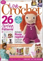 Love Crochet Magazine issue 74