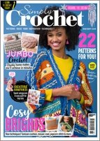 Simply Crochet Magazine #80