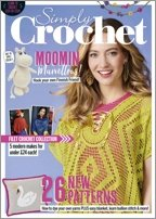 Simply Crochet Magazine #83