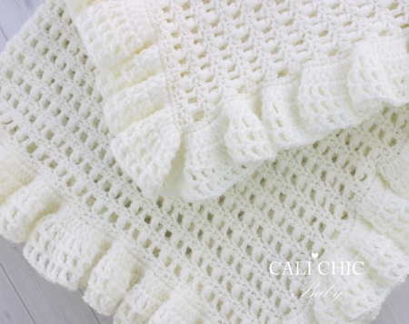 8947e3bc14b08 Crochet Baby Blanket Patterns Archives | Cali Chic Baby